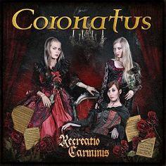 """Coronatus – """"Recreatio Carminis"""" (2013) « Femme Metal Webzine"""