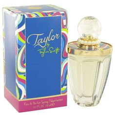 Taylor By Taylor Swift Eau De Parfum Spray 3.4 Oz
