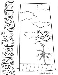 Canada Coloring Pages and Printables - Classroom Doodles Social Studies Lesson Plans, Social Studies Classroom, Teaching Social Studies, Teaching Kids, Canadian Culture, Canadian History, School Age Activities, Color Activities, Geography Of Canada