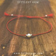 Freshwater Pearl Bracelet - best friend gift - Friendship Bracelet - minimalist jewelry - boho jewelry - beaded bracelet - white pearl