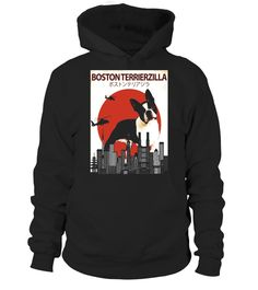 """# Boston Terrierzilla 