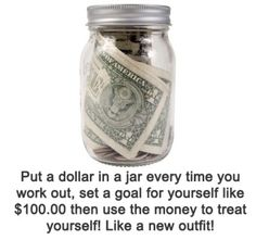 I think I will start this! Current gym routine, 5 to 6 times a week, that is quick money! LOL! 20 pounds down in 1 month, 40 to go! Can't wait to reach the next goal!.