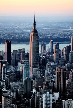 Empire State, New York City, United States
