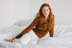 Stella von Senger ist eine talentierte Make-up Künstlerin, junge Mutter und gute Freundin. Wir trafen sie in ihrer schönen Wohnung in Berlin