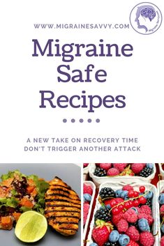 Food is one thing we can control in the often out of control world of migraine attacks. Check out these migraine recipes for safe yummy ideas and a new take on high protein for breakfast. Share your favorites too. Headache Diet, Migraine Diet, Migraine Attack, Migraine Pain, Chronic Migraines, Migraine Relief, Migraine Doctor, Severe Headache, Tension Headache