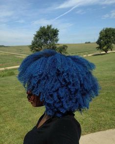 Dyed Natural Hair, Natural Hair Tips, Natural Hair Styles, Colored Natural Hair, Natural Colors, Cabello Afro Natural, Pelo Natural, Afro Hairstyles, Pretty Hairstyles