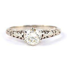 Vintage Ring #Rings