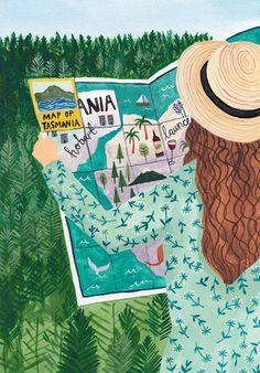 Illustration by Miranda Sofroniou