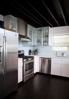 An Easy and Effective Way to Clean Stainless Steel Appliances — Apartment Therapy