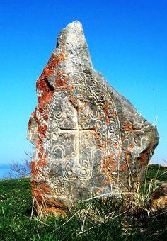 Agdamar cemetery ...  Rshtuniq, Vaspourakan, Greater Armenia.