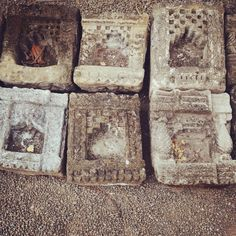 Granite niches, StoneHouse Artifacts, Antiques from India