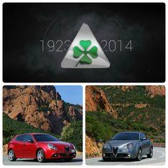 Giulietta & MiTo are just the latest Alfas to bear the Quadrifoglio Verde, a symbol first used in 1923.