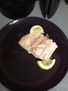 """How to Bake Salmon"""" 375 in oven in foil wrapped packets, for 10 min or until flakes easily"""