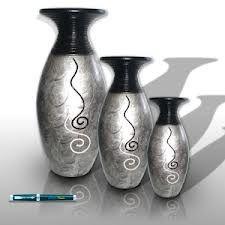 1000 images about jarrones on pinterest pottery vase - Jarrones grandes modernos ...