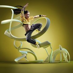 MOTION IN AIR + SCULPTURES by Mike Campau