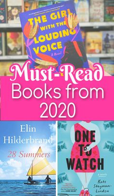 Best Books We've Read This Year (2019/2020 New Releases)