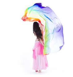Belly Dance Veil Gradient Colorful Real Silk Soft Shawl Veil Women Scarf Costumes Stage Performance Accessories http://www.xfoor.com/products/belly-dance-veil-gradient-colorful-real-silk-soft-shawl-veil-women-scarf-costumes-stage-performance-accessories/