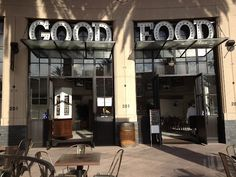 greige: interior design ideas and inspiration for the transitional home : Good Food Center Street Anaheim