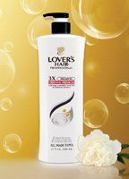 Lover's Hair Professional - Oriental Premium 3X Shampoo for All Hair Types by Lover's Hair Professional. $22.00. Leaving Hair Soft & Shiny. Smooth & Healthy Hair. For all hair types. Nature Clinic System. Lover's Hair Professional Premium Conditioner based on the hair science of Lover's Hair Professional and oriental beauty formula helps you discover your hidden beauty and have confidence. This product helps strengthening hair elasticity and glossiness with Camell...