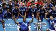 Chelsea lift trophy as Drogba says farewell - Al Jazeera English