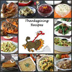 My Favorite Thanksgiving Recipes: Turkey to Side Dish & Dessert My tried & true Thanksgiving Recipes: Turkey, Side Dishes & Dessert! |