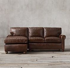 1000+ ideas about Leather Sectional Sofas on Pinterest | Leather Sofas, White Leather Couches ...