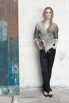 Suzy Menkes Invitation to Dance Maiyet Yiqing Yin