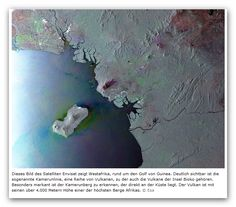 Westafrika Golf von Guinea