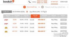 Săn vé máy bay giá siêu rẻ: Bay Qui Nhơn với giá chỉ 480.000 đ từ Sài Gòn!!!