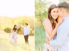 Fairfield Lakes Engagement Session Lafayette Indiana