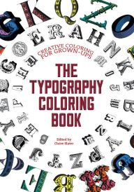 This coloring book is fun and educational! The typefaces are named with little descriptions about the designer and/or the design. Color and learn. Love it! jb