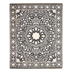 Boyd Hand Knotted Area Rug
