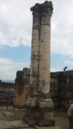 Ruins of Capharnaum, ISRAEL