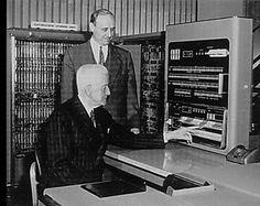 IBM 701, 1952