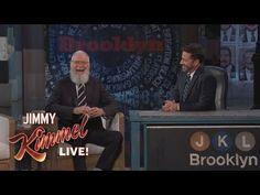 David Letterman On 'Jimmy Kimmel Live': Netflix, Conan, And More | Jimmy Kimmel Live on YouTube