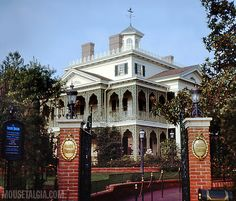 Haunted Mansion, '69 | Flickr