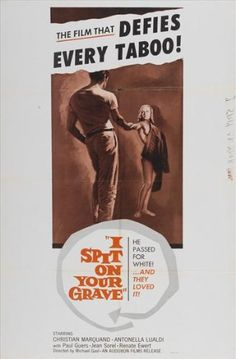 I Spit on Your Grave Movie Poster (11 x 17 Inches - 28cm x 44cm) (1959) Style A -(Christian Marquand)(Claude Berri)(Christian Boisseau)(Daniel Cauchy)(Jean Droze)(Renate Ewert) I Spit on Your Grave Poster Mini Promo (11 x 17 Inches - 28cm x 44cm) Style A. The Amazon image is how the poster will look; If you see imperfections they will also be in the poster. Mini Posters are ideal for customizing s... #MG_Poster #Home