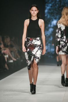 2015 Virgin Australia Melbourne Fashion Festival - Josh Goot