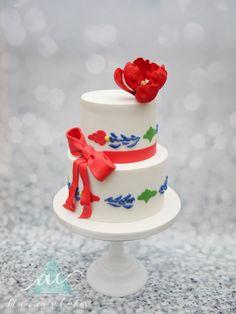 Bruidstaart boerenbond Wedding Cake Designs, Wedding Cakes, Desserts, Food, Wedding Gown Cakes, Tailgate Desserts, Deserts, Essen, Cake Wedding