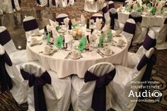 Katie and Chris Gustafson are genuine beer aficionados, and their wedding reception at D'Andrea Banquets in Crystal Lake showed it, with many creative touches. Wedding Dj, Wedding Reception, Photo Booth Props, Chicago Wedding, Banquet, Festive, Crystal, Table Decorations, Marriage Reception