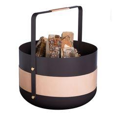 Emma Wood Basket Naturel II - Home Accessories - The Conran Shop