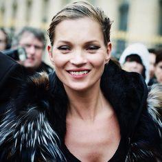 Kate Moss after Louis Vuitton
