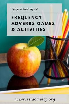 Find out all the top picks for frequency adverbs games, along with lesson plans Learn English Kid, Learning English For Kids, English Teaching Resources, English Teacher In Japan, English Teachers, School Scholarship, Teaching Philosophy, Teacher Websites, Esl Lesson Plans