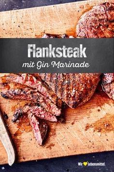 Rinder Steak, Gin And Tonic, Bbq, Nom Nom, Meat, Cooking, Desserts, Food, Grilled Skirt Steak