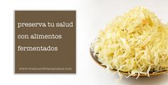 Preserva tu salud con alimentos fermentados | Eva Muerde La Manzana