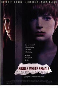 Single White Female Movie Poster (1992)