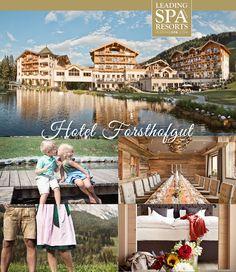 Natur pur erleben im ersten und einzigen Wald-Spa Euroaps in Salzburg - Willkommen im Hotel Forsthofgut! #leading #spa #resort #wellness #forsthofgut #salzburg #österreich #wandern #wald #leadingsparesort relaxen #entspannen #familie