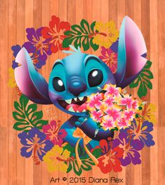 stitch by Umi-no-Rex on DeviantArt Cute Disney Wallpaper, Cartoon Wallpaper, Lilo En Stitch, Toothless And Stitch, Cute Stitch, Cute Disney Drawings, Disney Animated Movies, Stitch Pictures, How To Make Animations