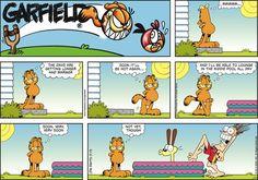 Garfield Comic Strip, May 13, 2012 on GoComics.com