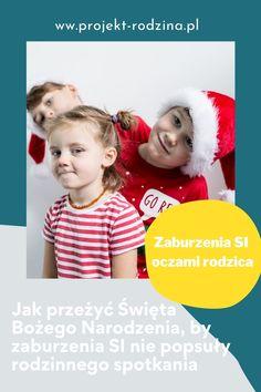 Nie mam wątpliwości – Święta Bożego Narodzenia to wspaniały czas. Jeśli jednak masz dziecko z zaburzeniami integracji sensorycznej, sama myśl o spotkaniach w Święta mogą sprawić, że poczujesz się bardzo niepewnie. Po latach testów wiem już jak przeżyć Święta Bożego Narodzenia, by zaburzenia integracji sensorycznej nie popsuły rodzinnego spotkania.